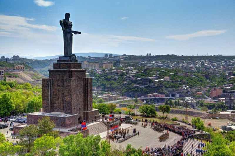 ارمنستان، اقتصادی رو به پیشرفت