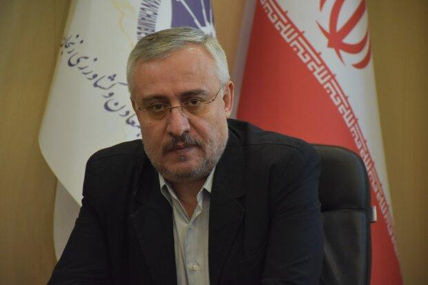 رئیس اتاق بازرگانی زنجان تاکید کرد:   جهش تولید با اجرای قوانین  حمایتی