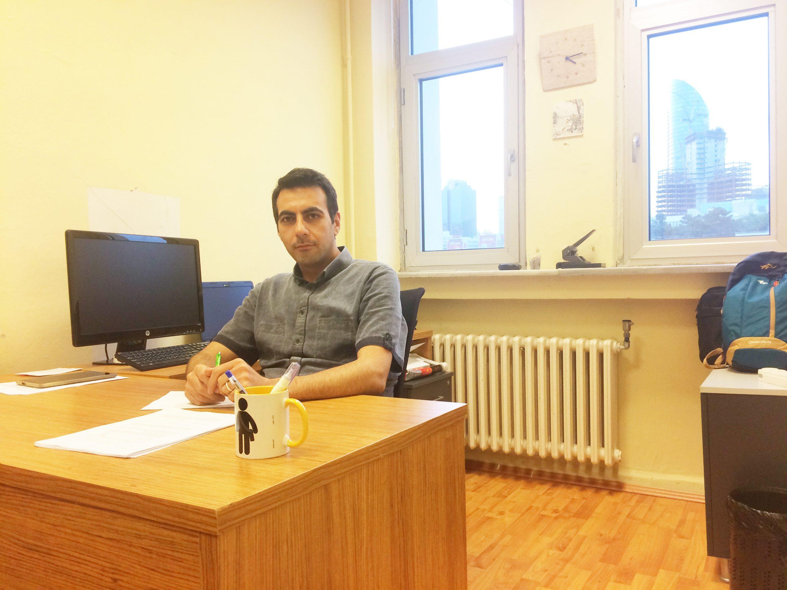«توحید نوزاد خلیل»، دانشجوی دکترای علوم زمین ، دانشگاه استانبول تکنیک در گفتگو با «شهاب زنجان»: خودخواهی، عامل ساخت و ساز در بستر رودخانه ها