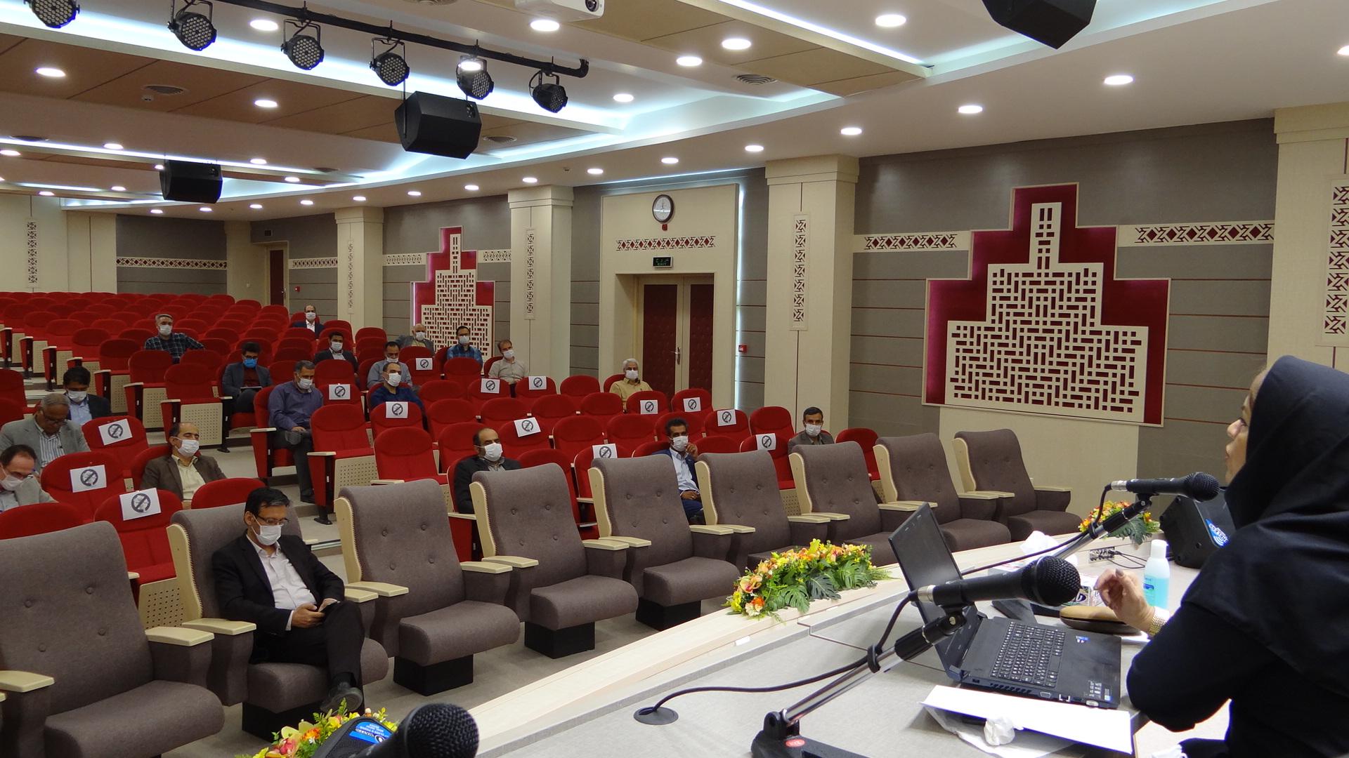 به میزبانی شرکت توزیع برق زنجان؛سمینار آموزشی کاربرد روانشناسی کار برگزار شد