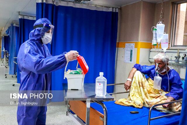 رئیس بیمارستان بوعلیسینای خرمدره: قدرت سرایت ویروس کرونا افزایش یافته است