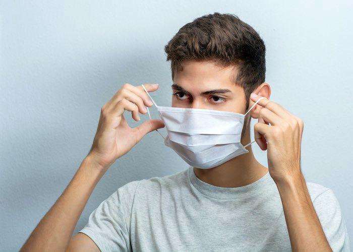 روش صحیح پوشیدن، درآوردن و دورانداختن ماسک چیست؟