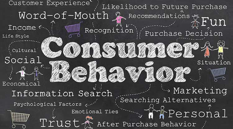 چگونه رفتار مصرف کننده را درک کنیم و بر آن تأثیر بگذاریم/رفتار مصرف کننده چیست؟