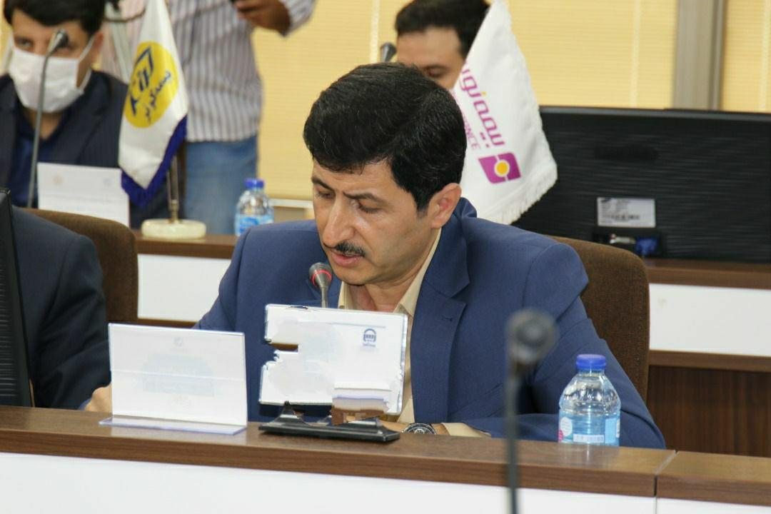 مدیر شعب بیمه آسیا استان در گفتگو با «شهاب زنجان» تاکید کرد:  بیمه، صنعت روزهای سخت