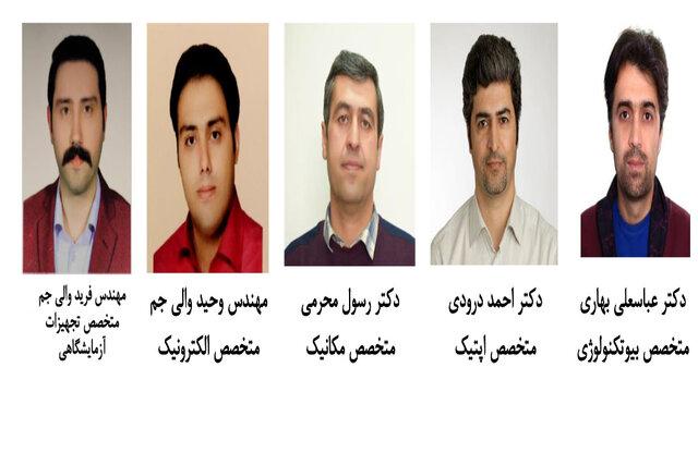 ساخت دستگاه PCR سرعت بالای۹۶ خانه در دانشگاه زنجان