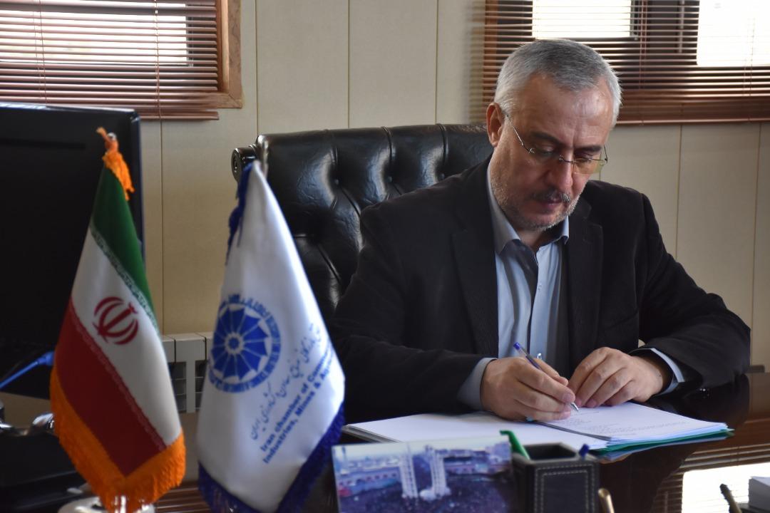 رئیس اتاق بازرگانی زنجان خبر داد: تدوین  برنامههای اتاق در راستای تحقق شعار سال